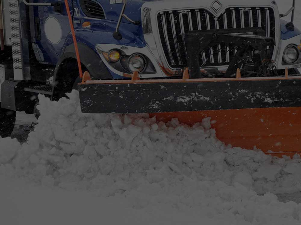 Kansas City Commercial Snow Removal