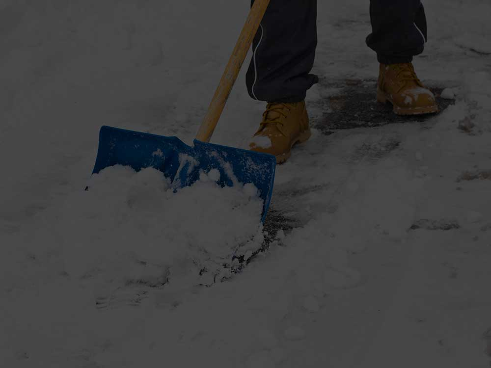 Olathe Residential Snow Removal