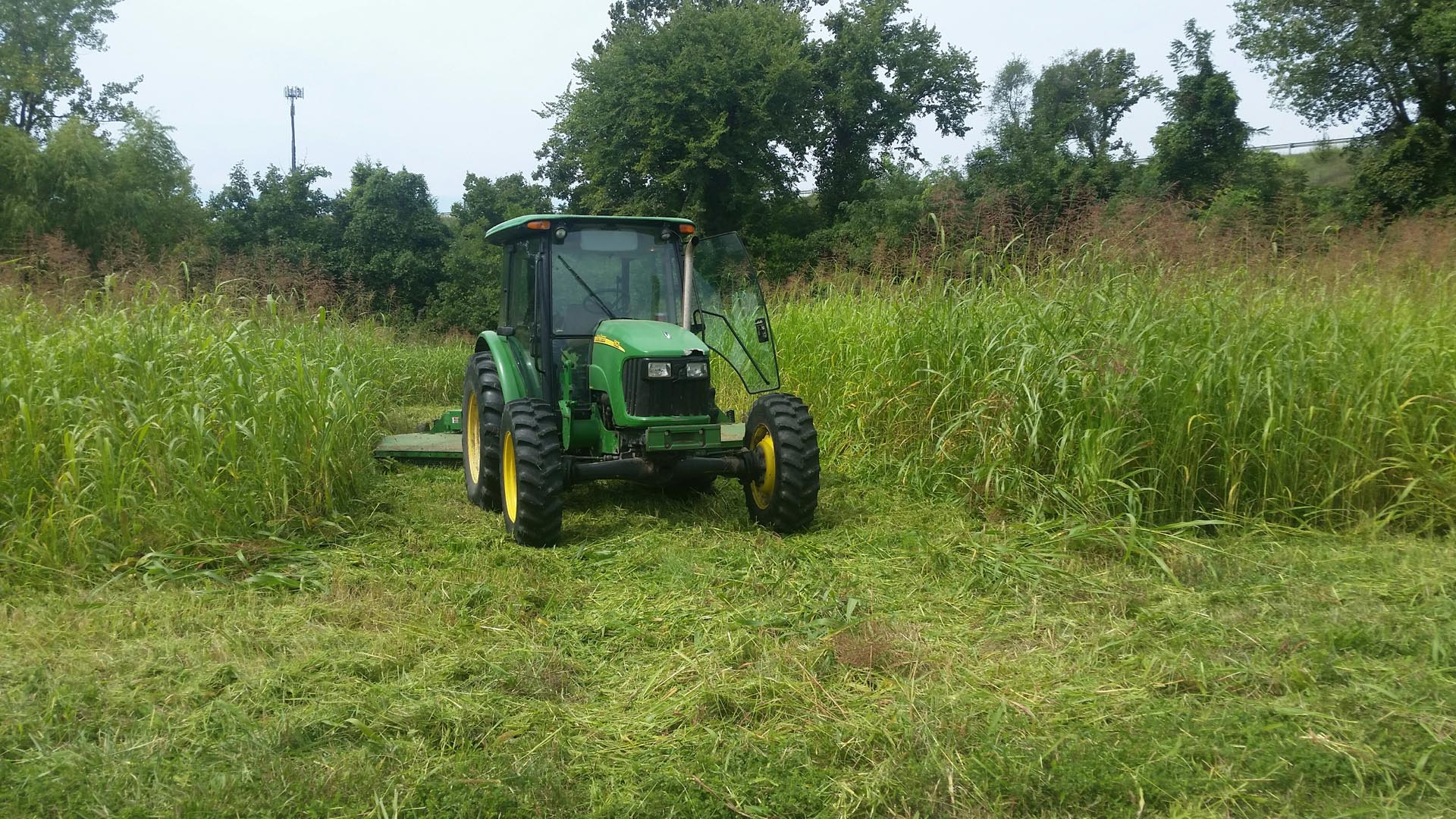 NYT Investments, LLC Field Mowing, Hay Baling and Brush Hogging slide 1